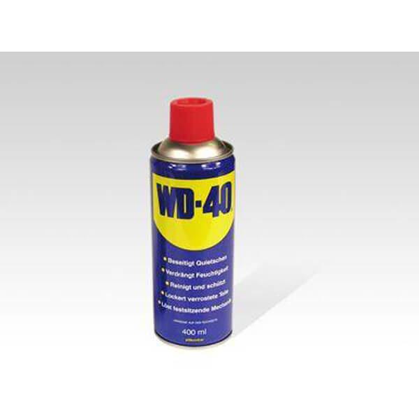 WD-40 - Das Multifunktionsöl, Sprühdose, Inhalt : 400 ml