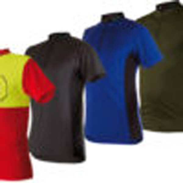 Pfanner Zipp-Neck Shirt kurzarm
