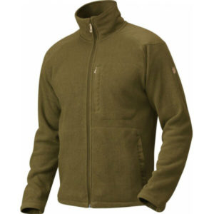 Fjällräven Buck Fleece Jacket, dark olive