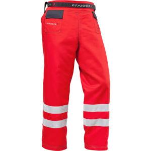 Pfanner Schnittschutz Beinlinge Typ C für den Feuerwehreinsatz