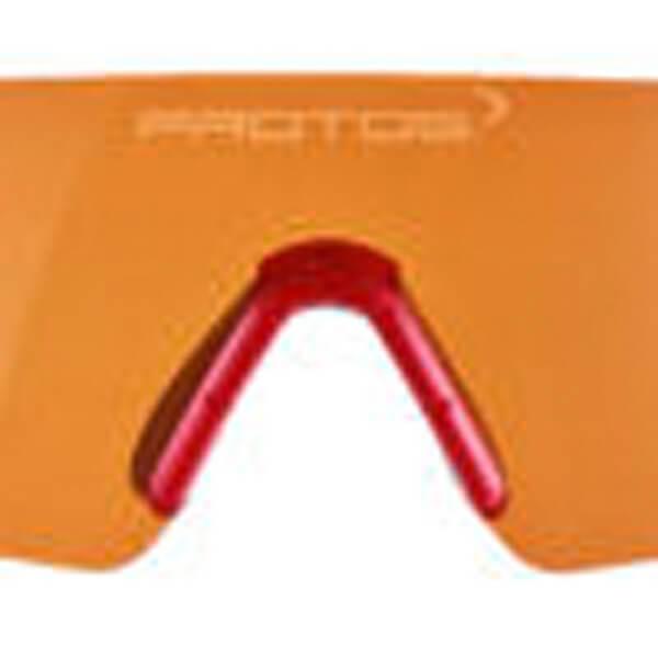 Protos® Integral Schutzbrille orange, gelb, klar, grau verspiegelt