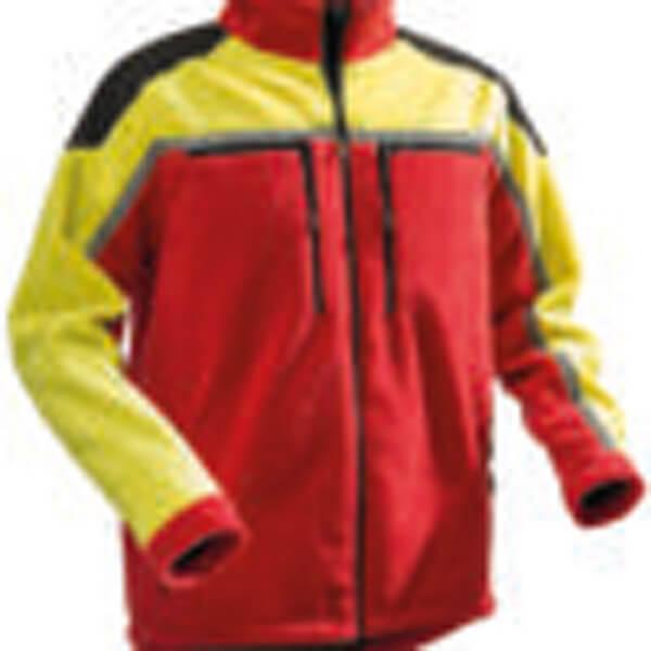 Jobby® Colour Fleecejacke Pfanner