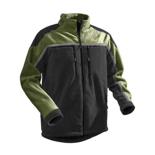 Jobby® Colour Fleecejacke Pfanner
