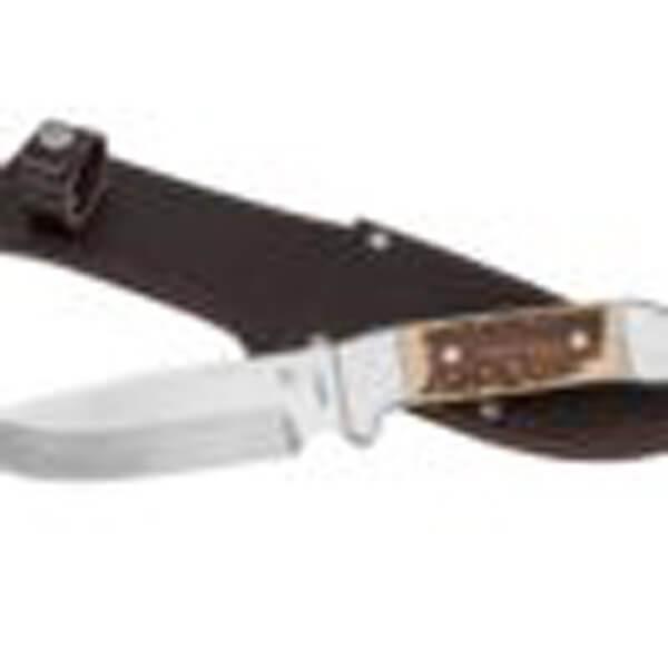 Jagdmesser 'Vampire' mit Hirschhorngriff